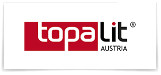 Topalit – Designed to resist Logo