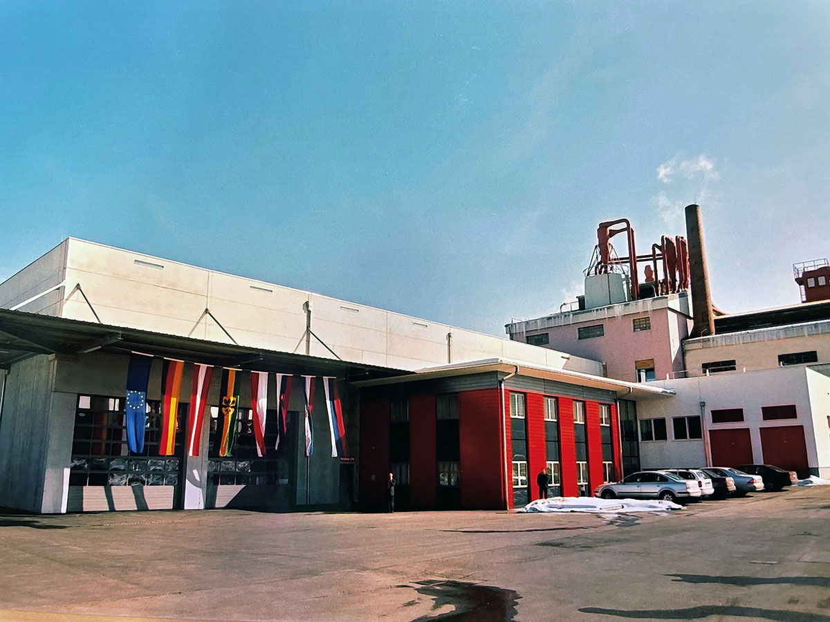 Firmensitz Topalit Ampflwang