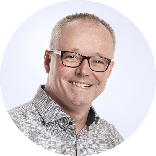 Raymond Bertrand - Area Sales Manager