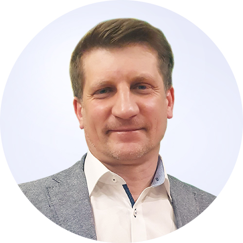 Vladimir Bondar - Area Sales Manager