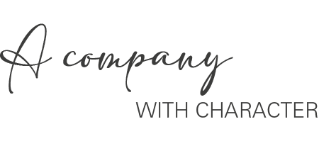 A company with character